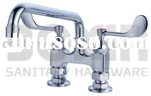 Commercial Kitchen Utility Spray With Add-on Faucet For