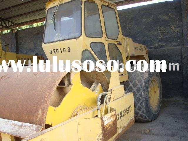 dynapac roller(used road roller)used dynapac CA25D