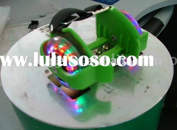 flashing roller, roller skate, flashing wheels, flashing toys,whirlwind pulley