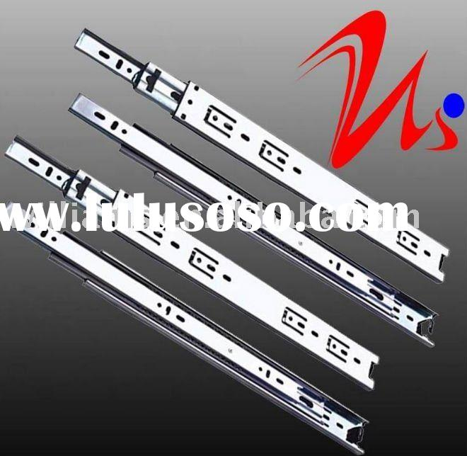 full extension ball bearing drawer slide