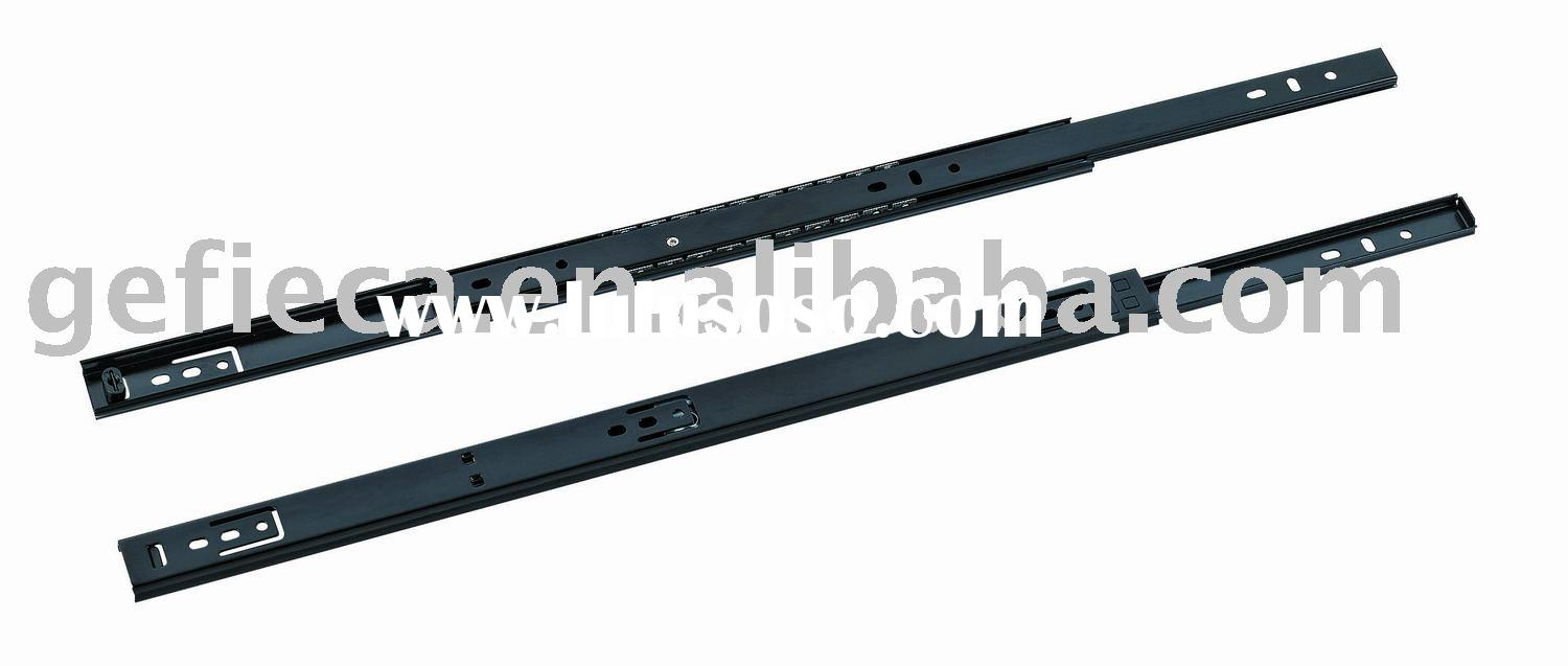 full extension ball bearing drawer slide, drawer runner