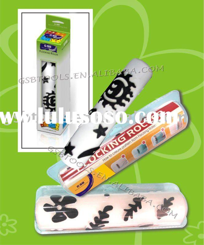 hot sell decoration roller for making faux art wall