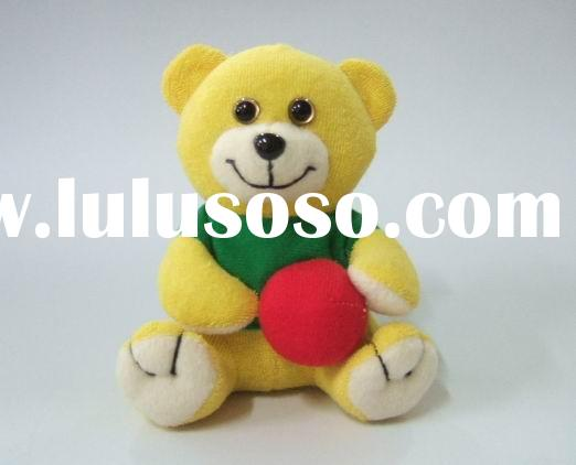 plush teddy bear polar bear