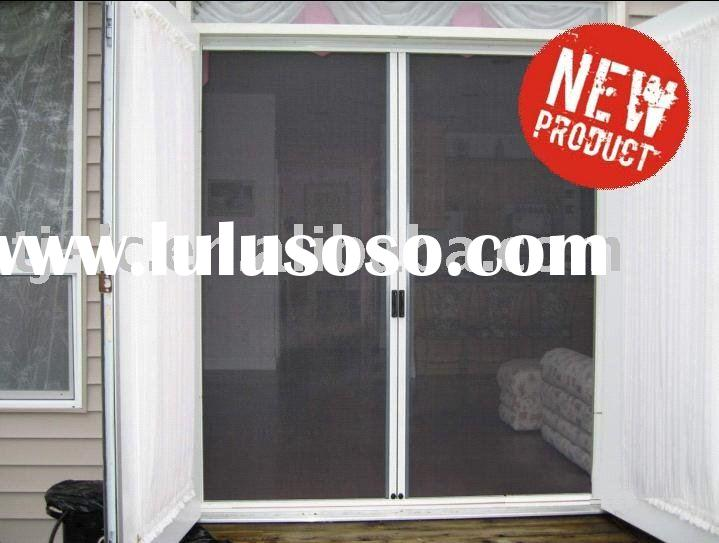 roller mosquito net insect screen door -- YML-1/2