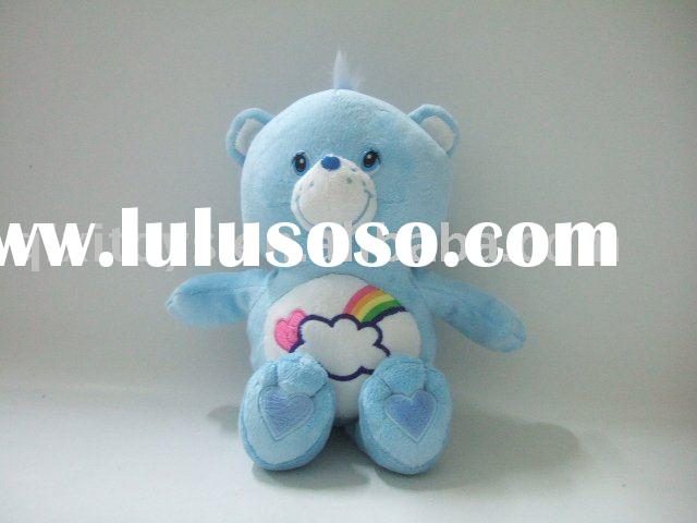 soft stuffed plush care bear