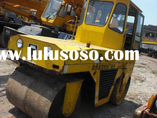 used 8-10tonne road roller, used 8T-10T roller, xcmg double drum roller 8-10ton