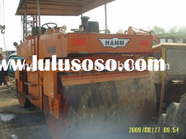 used HAMM tandem road roller 22T in good working condition
