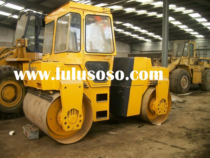 used road roller BW217
