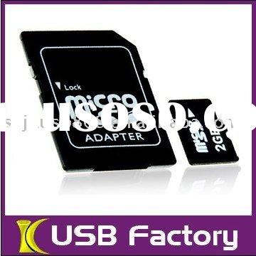 2GB Flash Memory card