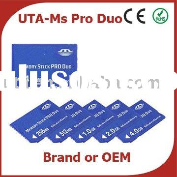 4GB promotional memory stick pro duo card with lower price