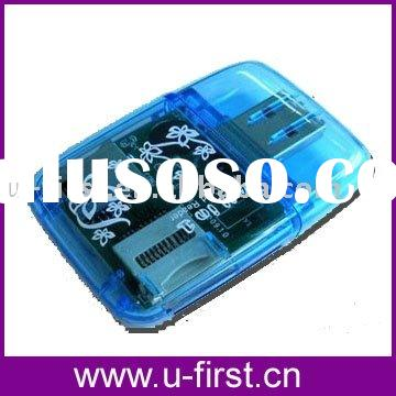 All in one USB 2.0 card reader