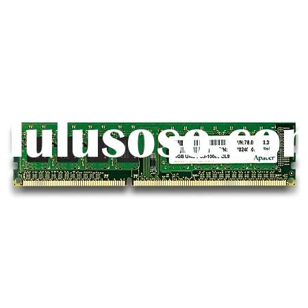 Apacer's Desktop Memory DDR3-1333 Unbuffered DIMM 2GB UNB PC3-10600 CL9