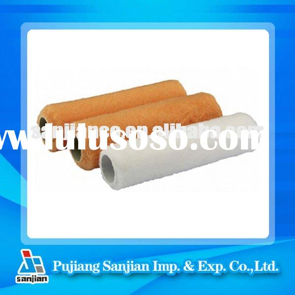Cage system polyester fabric roller refill