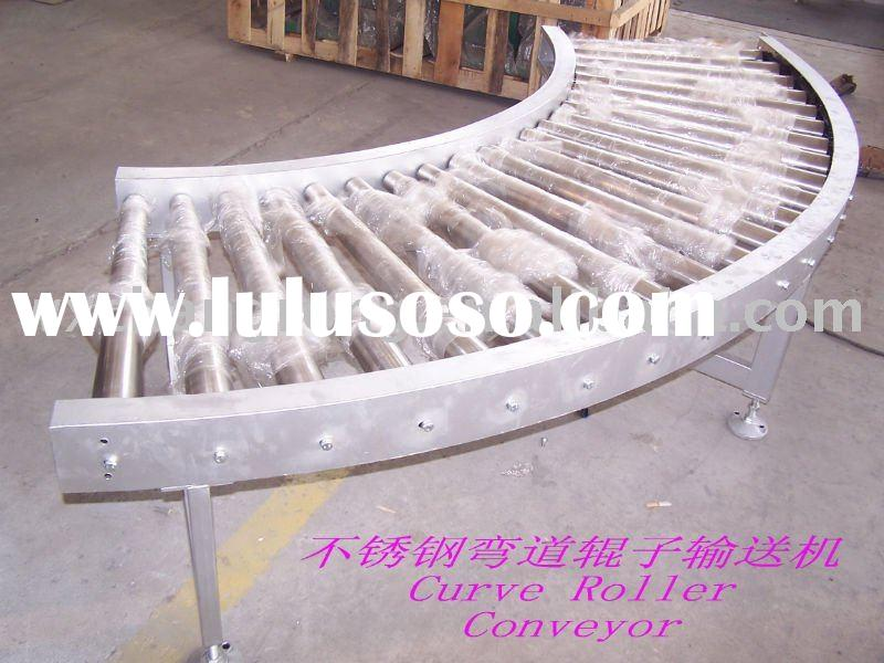 China roller conveyor systems