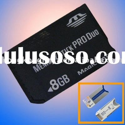 Flash Memory Card (Memory Stick PRO Duo 8G)