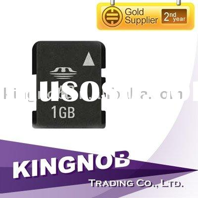 Memory stick micro M2 memory card with wholesale price