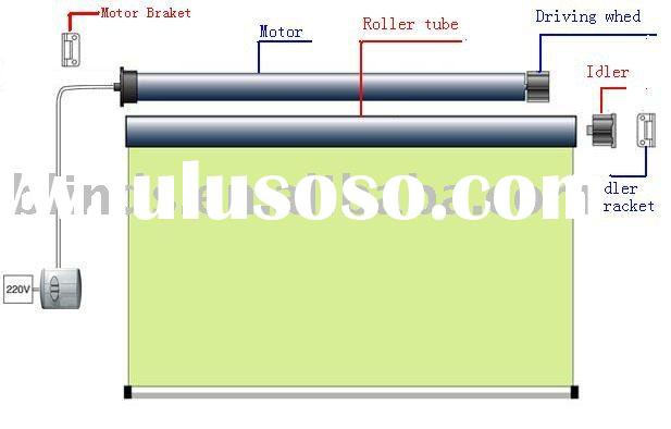 Curtain room dividers for sale price china manufacturer for Cost of motorized blinds