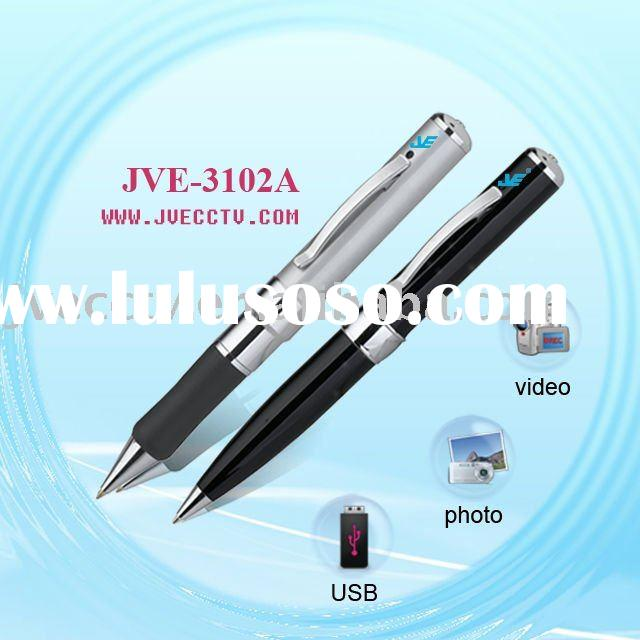 Record pen with memory