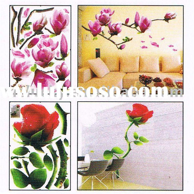 Wall stickers home decor, Removable Home Sticker-ML-WS-021&022