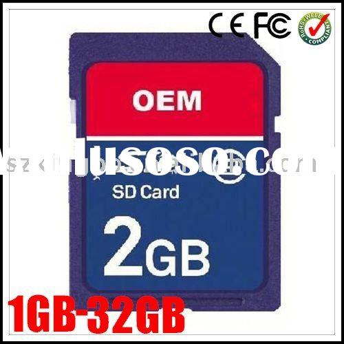 Wholesale 2gb memory card