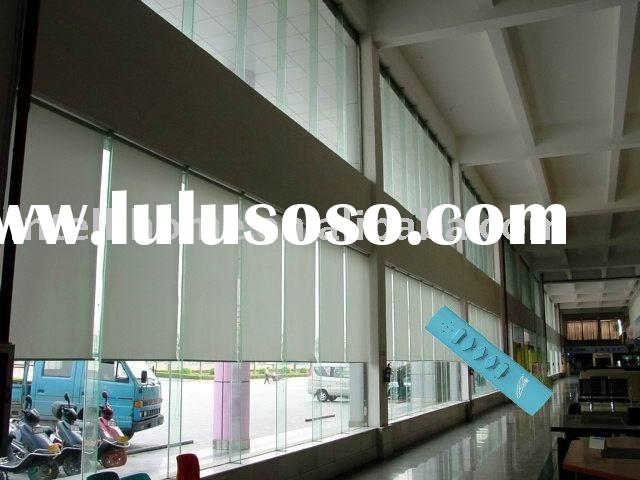 electric windown roller blind system with CE approval