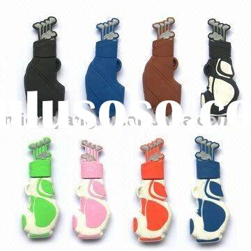 golf bag usb flash memory