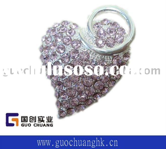 heart-shaped USB flash disk