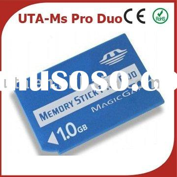hot sell 1GB memory stick pro duo card