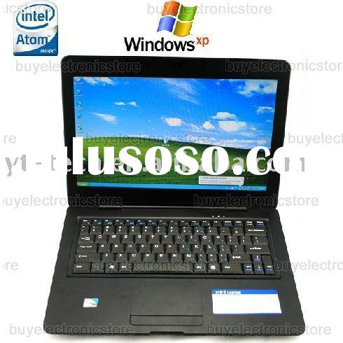 12.1 inch Intel Atom Windows XP 160GB HDD 1GB RAM Laptop Notebook - R68