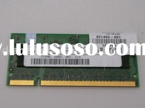 256mb ddr pc-2700 333mhz laptop computer memory