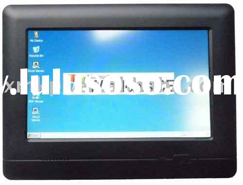 "7"" LCD Industrial Panel PC With  WinCE 5.0"