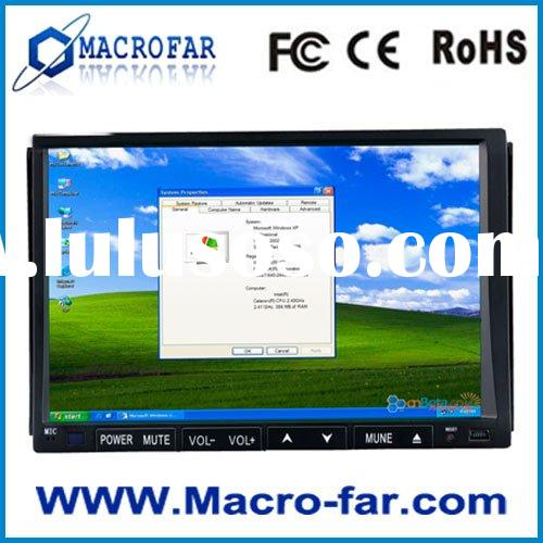 7 inch hot sale car pc with gps av-in(MF-2270)