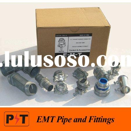EMT Conduit Fittings and Accessories