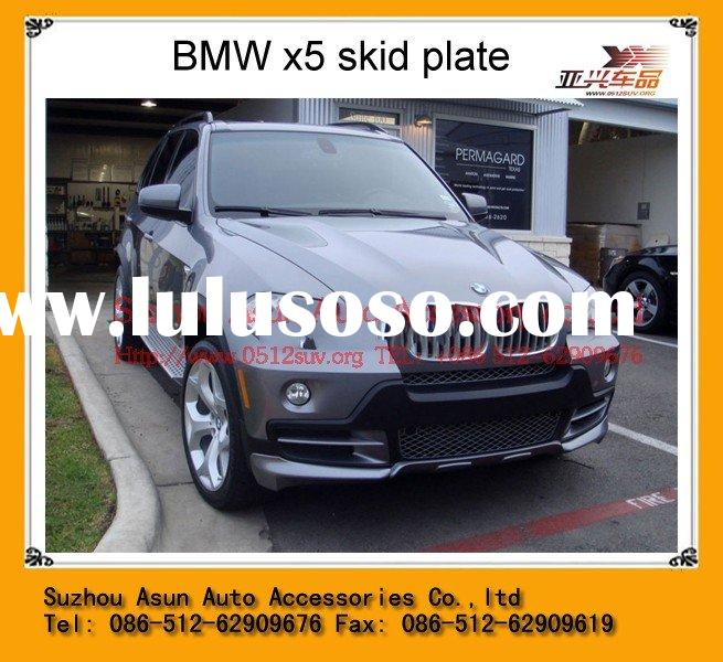 For BMW x5 skid plate OEM type auto accessories car part auto body kits