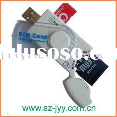 High speed USB memory Card Reader