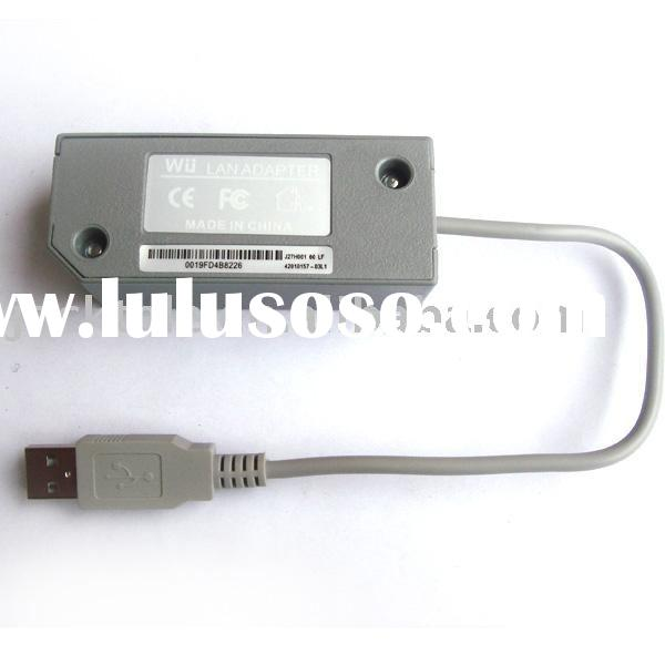 Internet LAN Network Card Adapter USB for WII