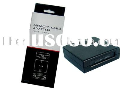 Memory card adapter for PS3.