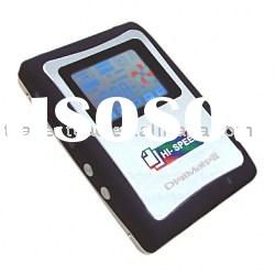Storage Devices - Photo Bank, Supporting HDSC, 12-in-1 Card Reader, OLED Tri-Color Display