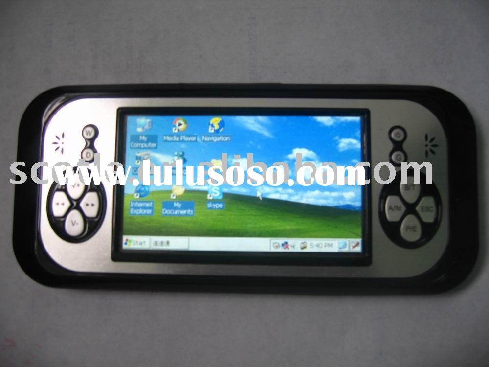"""WiFi Wireless Mini Computer  4.3"""" TFT Touch Screen LCD with GPS"""
