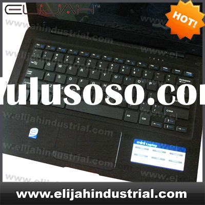 mini notebook computer with Intel CPU,2G Memory,250G HDD,Webcam