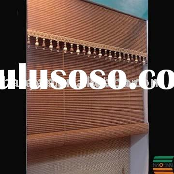 Bamboo window shade&curtains