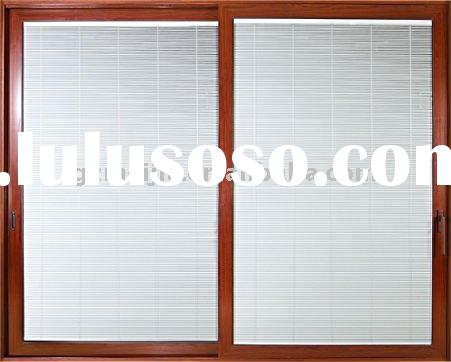 Contemporary high-grade automatic Aluminum interior shutter