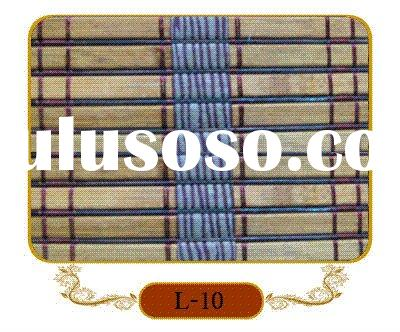 Mouldproof Insect-resistant 100% Bamboo Slat Bamboo Blinds L-10