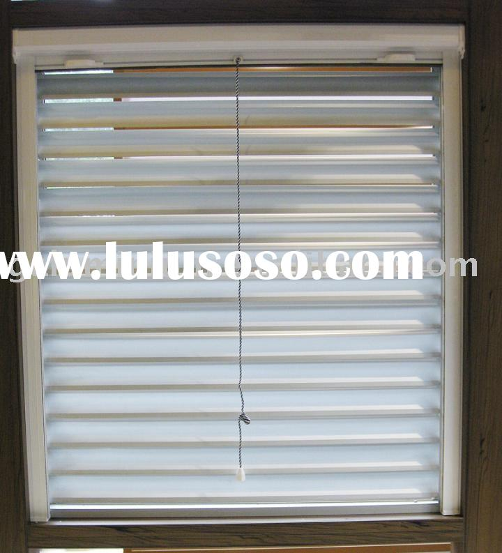 Series 50 aluminium louver /shutter /blind/shade window