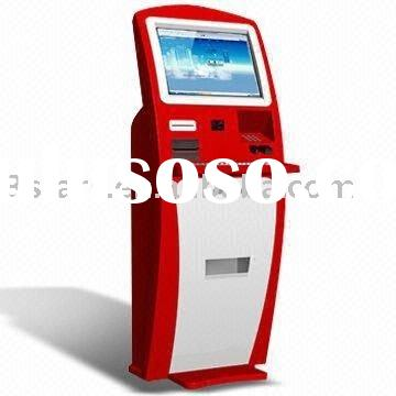barcode scanner payment Kiosk