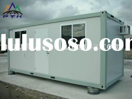 prefab 20ft modular Container House Plan