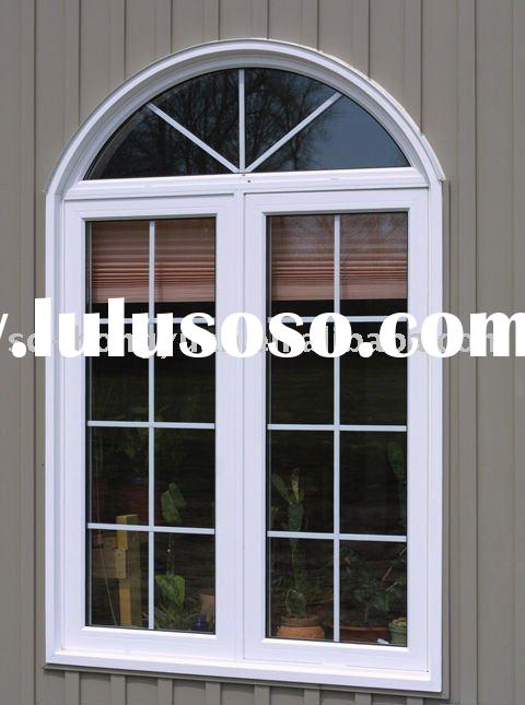 pvc decorative window