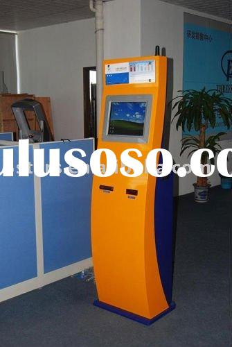 touch screen information Kiosk