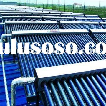 HOT project solar heating systems