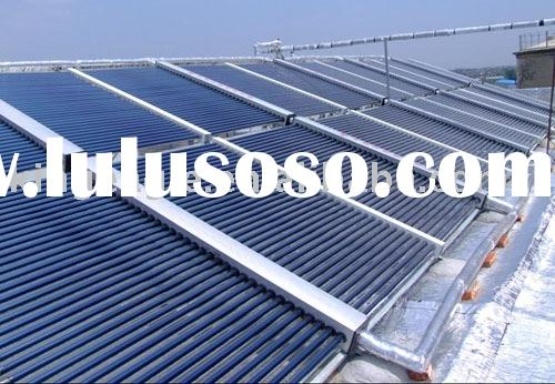 Solar Project, Solar Water Heating System, Solar Hot Water Collector